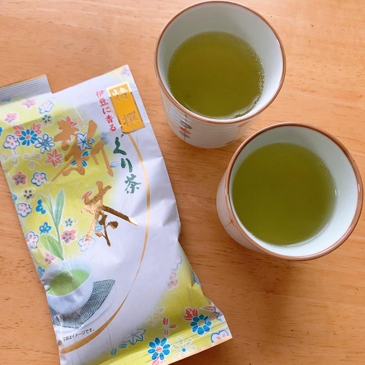ぐり茶 新茶 緑茶 おすすめ プレゼント ギフト