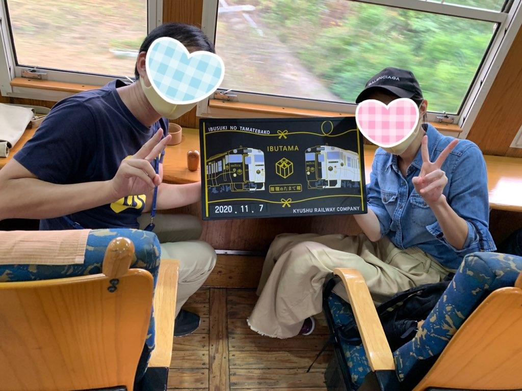 いぶたま 指宿のたまて箱 JR九州 いぶたま号 写真撮影