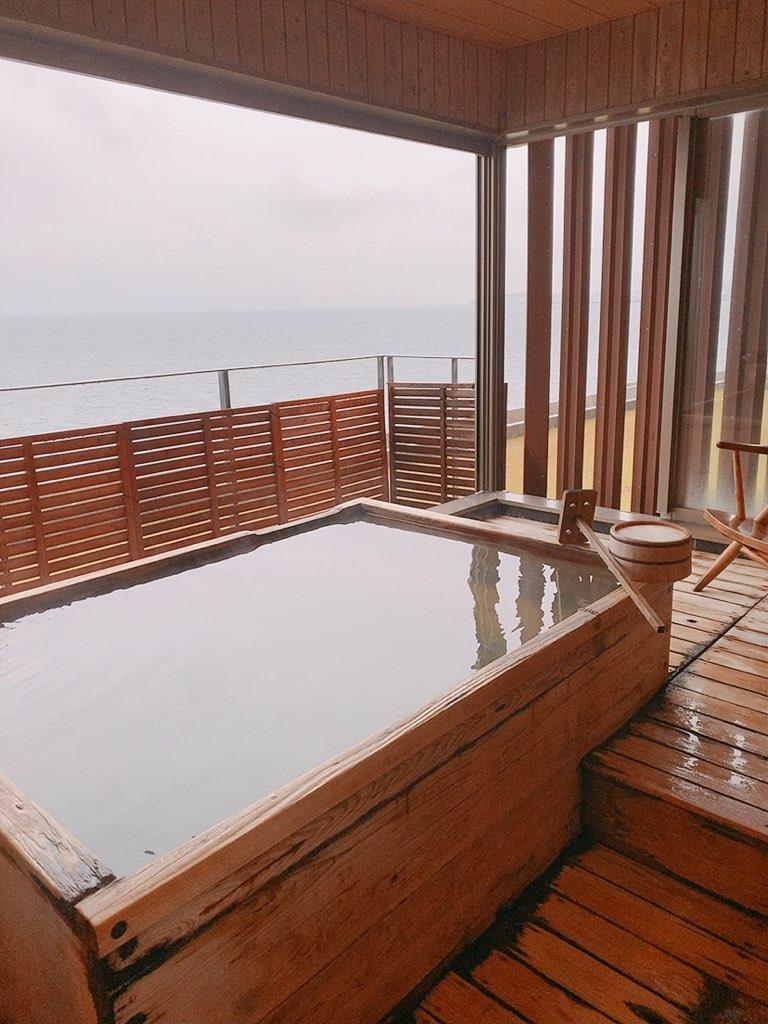 指宿 ホテル 休暇村 貸切風呂 45分 露天風呂