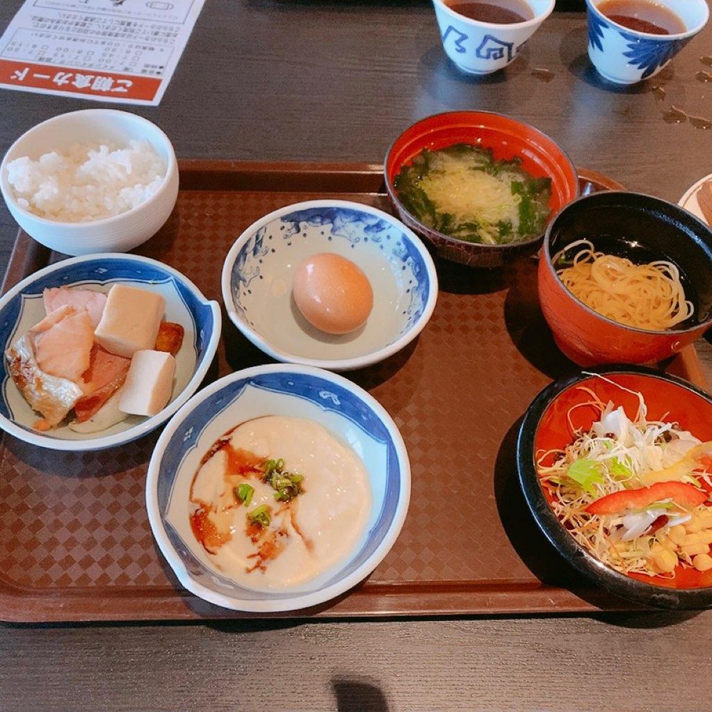 指宿 ホテル 休暇村 朝食 ビュッフェ バイキング