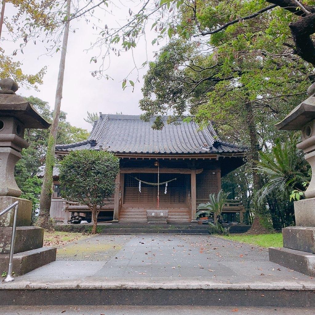 指宿 観光 レンタカーなし 徒歩 徳光神社