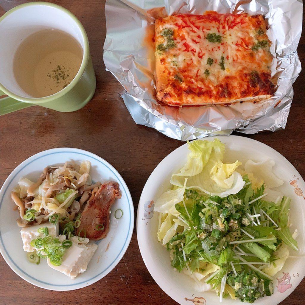 妊娠糖尿病 食事療法 糖質制限 糖尿病 分割食 分食 献立 メニュー 糖質 低糖質 シャトレーゼ ピザ
